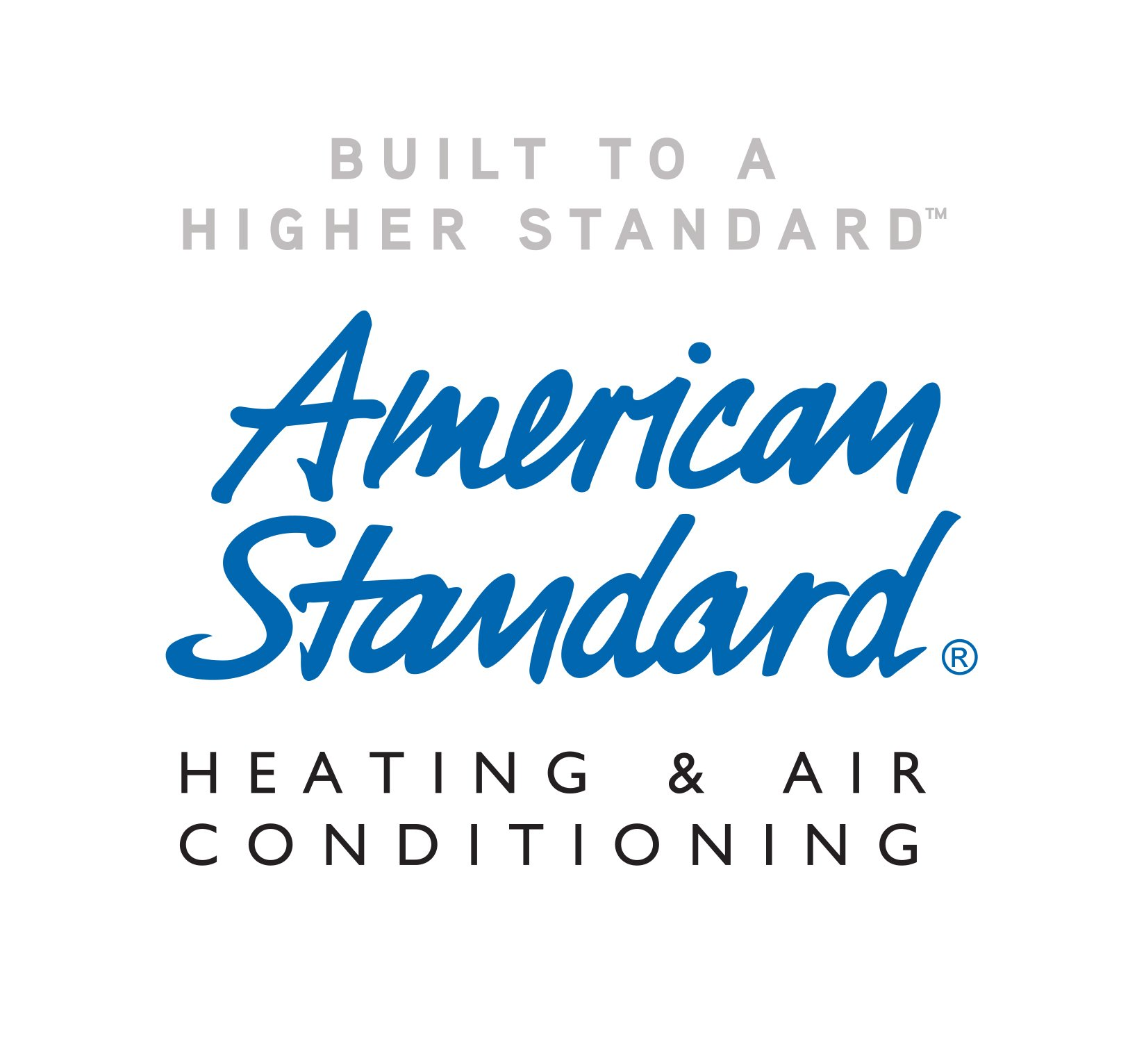 American Standard Heating & Air Conditioning Logo